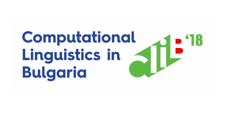 "Third International Conference ""Computational Linguistics in Bulgaria"""