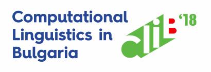 """Трета международна конференция """"Компютърната лингвистика в България"""""""